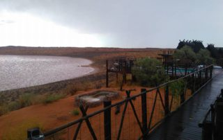 rain at xaus lodge