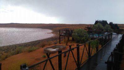 rain at xaus lodge