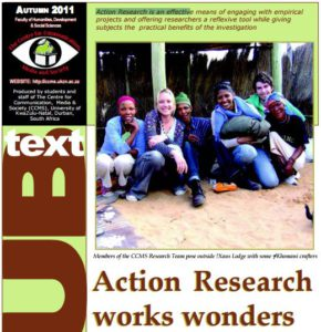 Action Research Xaus Lodge