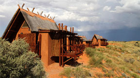 Kgalagadi-Accommodation