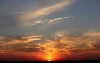 Kgalagadi-Sunset