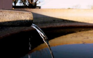 Xaus lodge kgalagadi water shortage