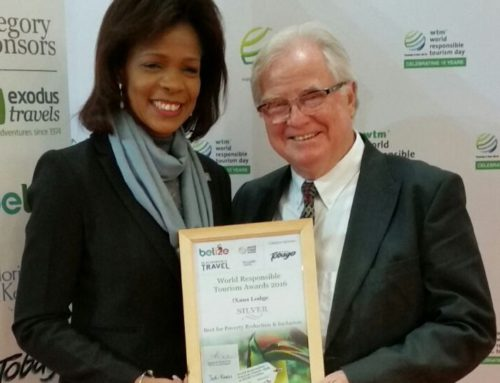 !Xaus Lodge receives Silver at the World Responsible Tourism Awards 2016