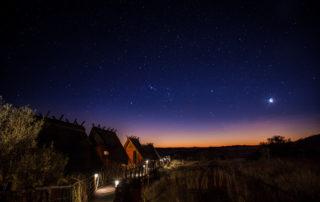 Astro tourism at !Xaus Lodge
