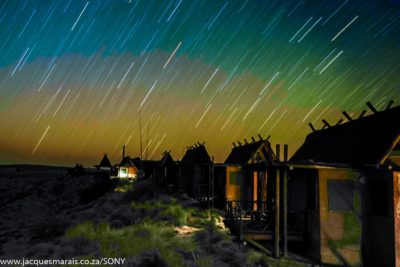 Xaus lodge kgalagadi accommodation Stars at night