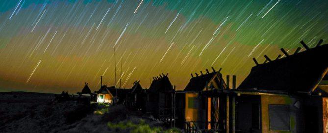 Xaus lodge kgalagadi accommodation Stars at night
