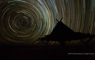 Xaus lodge kgalagadi accommodation star trail