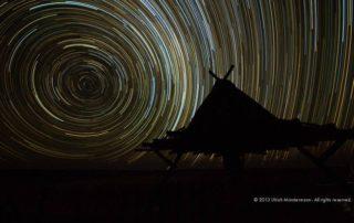 Xaus lodge kgalagadi accommodation star trail